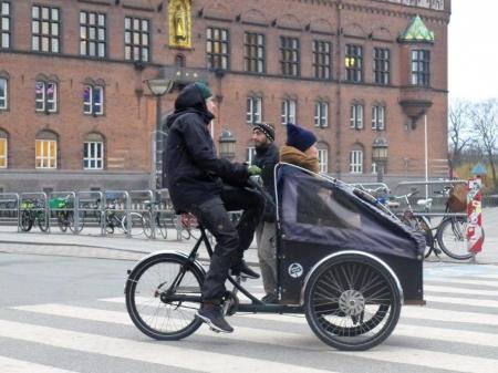 Copenhague sur 2 ou 3 roues