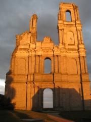 Mont, saint, Eloi, abbaye