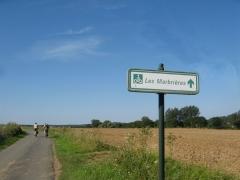 Wimereux, Boulonnais, vélo, marbrière