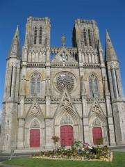 Avranches, manche, normandie, Notre Dame des Champs