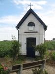 chapelle, flandre, belgique, vélo