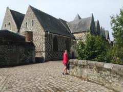 St Valéry-sur-Somme, baie de somme, randonnée, vélo, vtc, St Martin