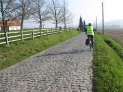 Vélo, Flandre, Belgique