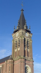 Bondues, Saint Vaast, église
