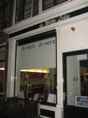 restaurant, di-vers, Middelburg, Walcheren, Zeeland, Pays-Bas