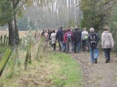 marche, bondues, Linselles, automne