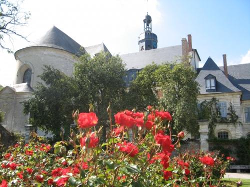 Valloires, Somme, jardins, abbaye