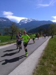 Annecy, marathon