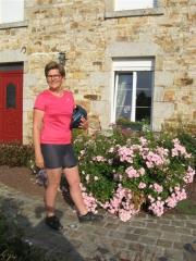 Le cercueil, chambre d'hôte, Orne, Normandie, Véloscénie