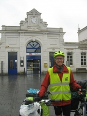 gare, armentières, watten, TER, randonnée, vélo