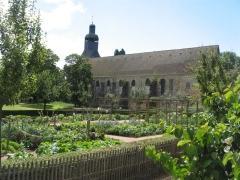 abbaye, thiron-gardais, eure-et-loir
