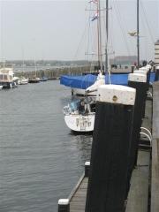 port, Veere, Walcheren, zeeland, pays-bas