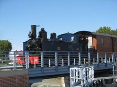 St Valéry-sur-Somme, baie de somme, randonnée, vélp, vtc, train, vapeur, locomotive