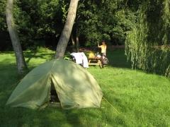 paris, alençon, camping, chartres