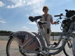 vélo, bordeaux, vcub