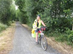 Véloscénie, Domfront, normandie, orne, vélo