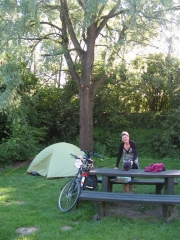 camping, Gent, Gand,