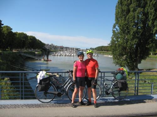 St Valéry-sur-Somme, baie de somme, randonnée, vélo, vtc