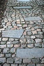 Mont st aubert, belgique, chemin des poetes