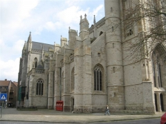 église, werwik, Belgique