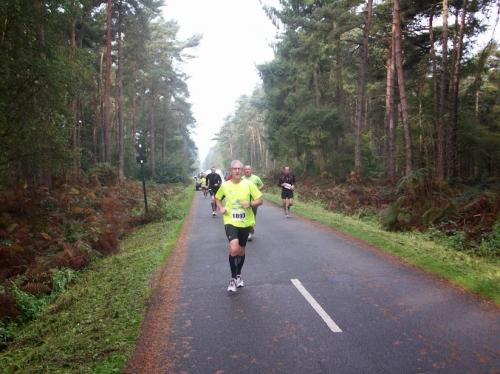 Marchiennes, course à pied, semi-marathon