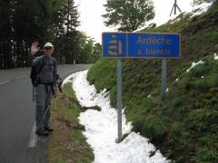 randonnée, St Régis, GR430, Haute-loire, Ardèche, Lalouvesc, St Bonnet le Froid