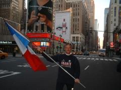 La veille du marathon de New York.JPG