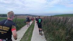 TCO Trail Côte Opale course à pied boulonnais pas de calais wissant