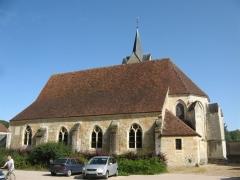 église, Dorceau, Orne, Perche