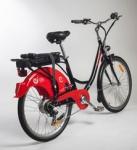 Vélo, électrique, vlille, Transpole, Lille,