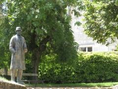 Alain, philosophe, Mortagne au Perche