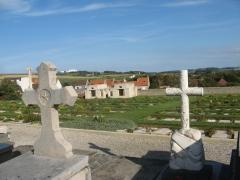cimetière, wimereux, pas-de-calais, hauts-de-france
