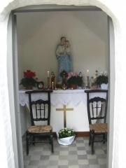 chapelle, randonnée, vélo, Tournehem