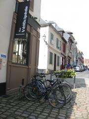 St Valéry-sur-Somme, baie de somme, randonnée, vélp, vtc, train, au vélocipède