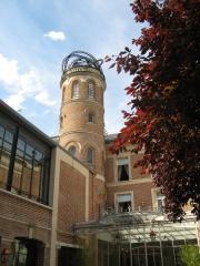 Maison, Musée, Jules, Verne, Amiens, Somme