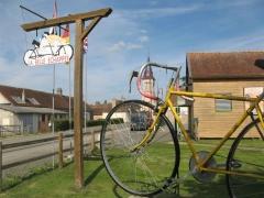 Belle échappée, La Fresnaye sur Chédouet, musée, vélo