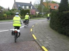 vélo, Walcheren, zeeland, pays-bas