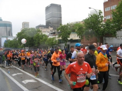 Marathon, Madrid