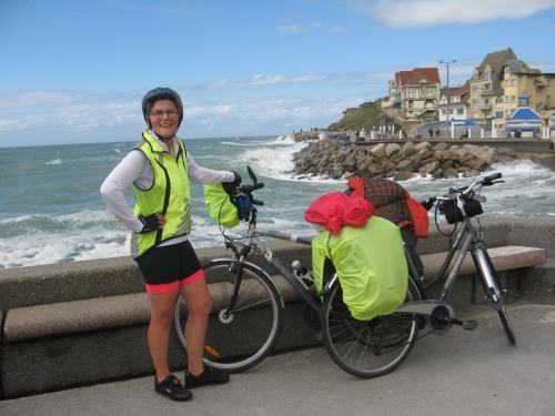 Wimereux, manche, pas-de-calais, randonnée, vélo, vtc